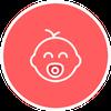 Baby App, Baby tracker icon