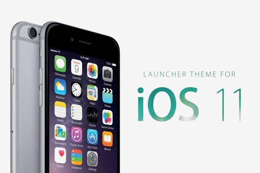 Theme for iOS 11 Wallpaper HD poster