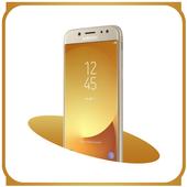 Theme for Galaxy J7 Pro icon