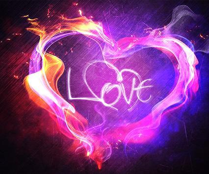 Neon Heart Live Wallpaper screenshot 6