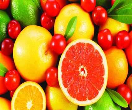 Fresh Fruits Live Wallpaper apk screenshot