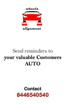 Wheel Alignment poster