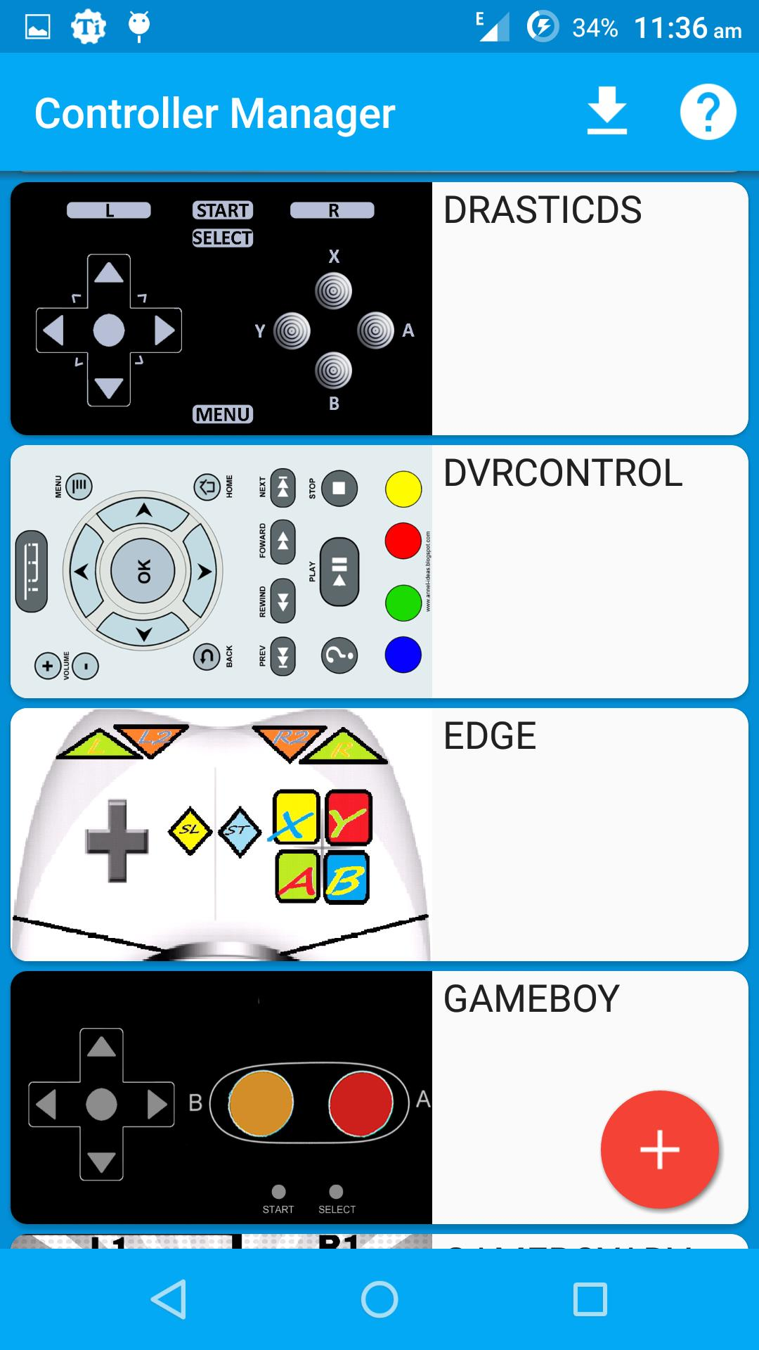 BT Controller Editor for Android - APK Download