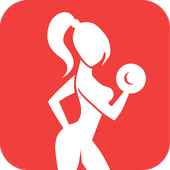 Female Fitness icon
