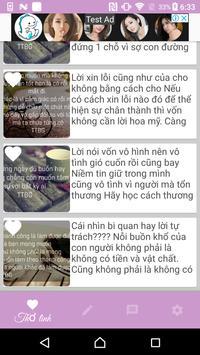status tình yêu screenshot 1