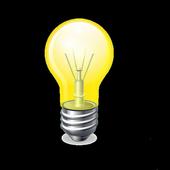Den Pin - Flashlight icon