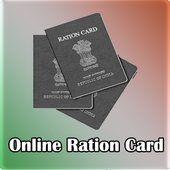 Online Ration Card Status icon