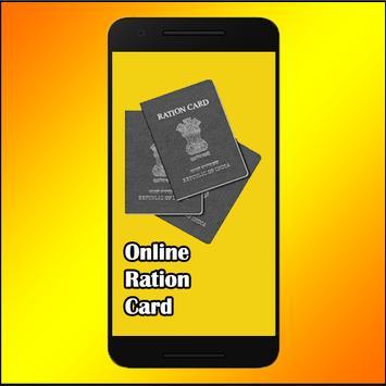 Online Ration Card Status apk screenshot