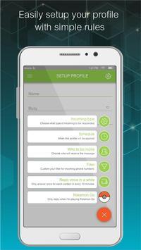 Auto Responder Pro screenshot 2