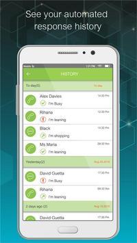 Auto Responder Pro screenshot 3