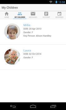 FirstSteps Parent Link screenshot 1