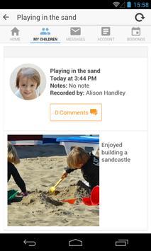 FirstSteps Parent Link screenshot 3