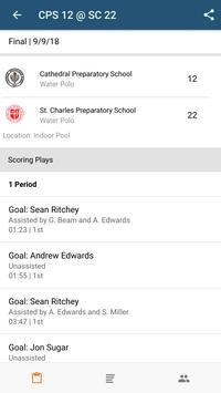 ScoreFeed screenshot 1