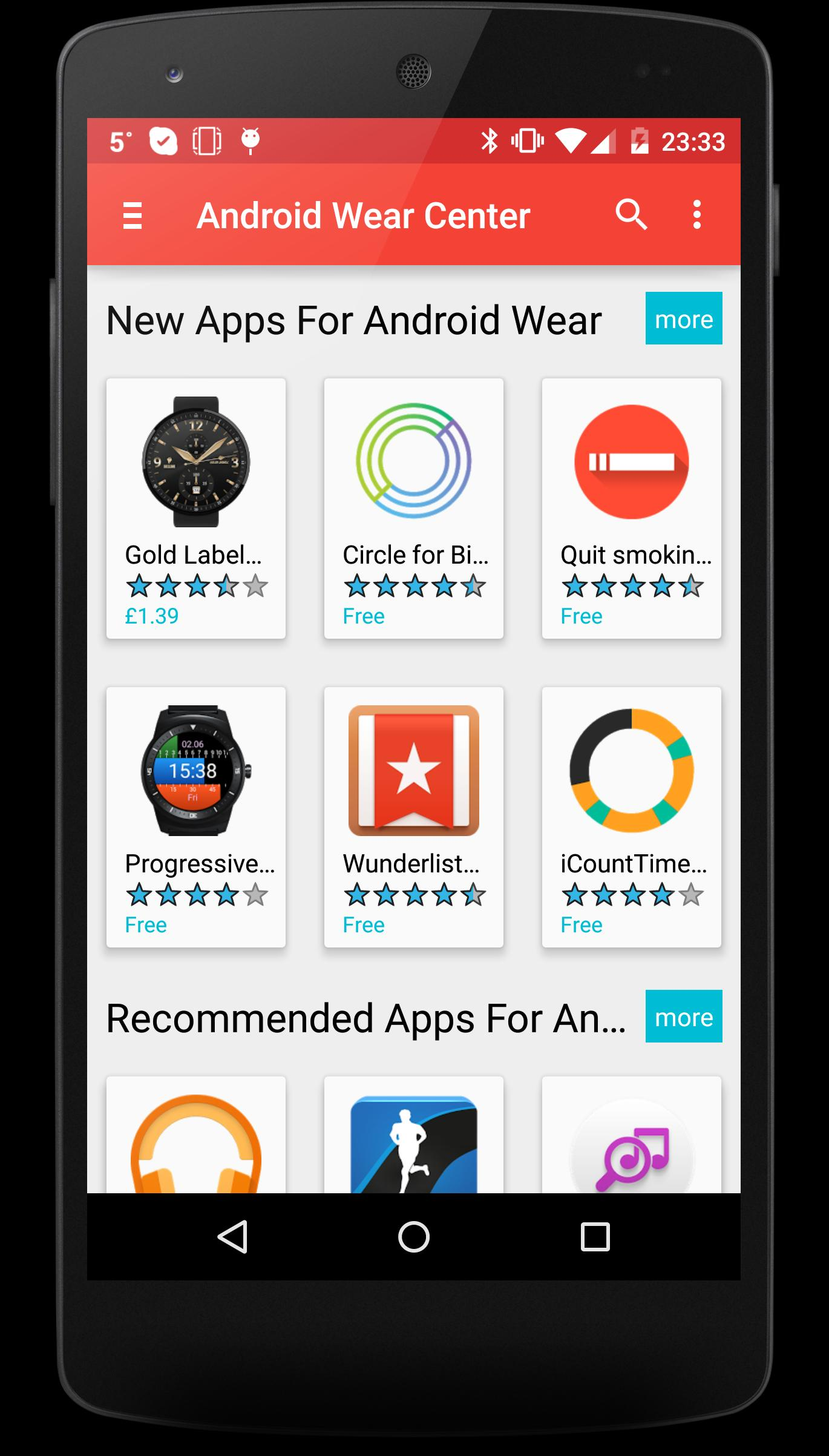 Wear OS Center - Android Wear Apps, Games & News for Android
