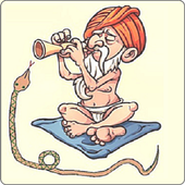 Fakir: numbers and  images icon