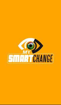 SmartChange Monitor poster