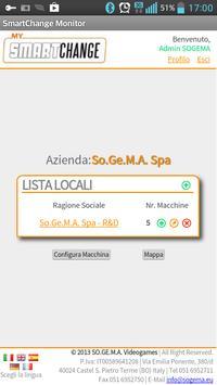 SmartChange Monitor screenshot 2