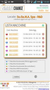 SmartChange Monitor screenshot 3