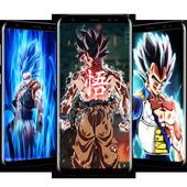 Ultra Instinct Goku Wallpapers HD 4K icon