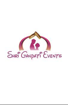 Shri Ganpati Events poster