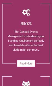 Shri Ganpati Events screenshot 4