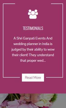 Shri Ganpati Events screenshot 5