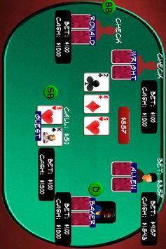 Poker Texas Hold'em King Free apk screenshot
