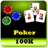 Texas Holdem Poker 100K icon