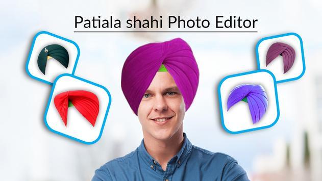 Patiala Shahi Photo Editor poster
