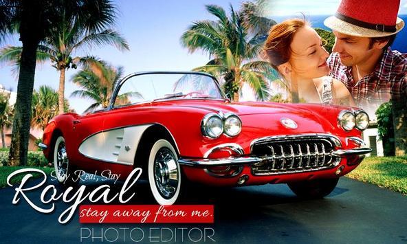 Royal Car Photo Editor - Royal Car Photo Frame screenshot 3