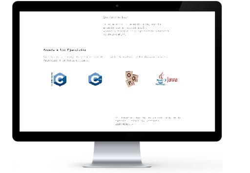 PRGRM & EJERCS screenshot 2