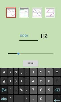 Frequency Generator HD Pro screenshot 3