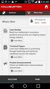 Halliburton Solutions screenshot 3