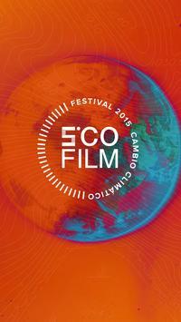 ECOFILM Festival पोस्टर