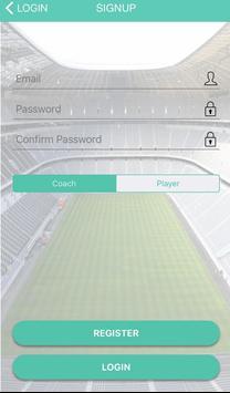 Football CV screenshot 5