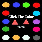 Click the Color icon