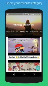 Latest Video Status for Whatsapp screenshot 1