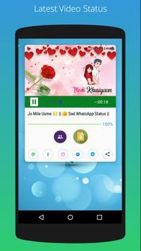 Latest Video Status for Whatsapp screenshot 2