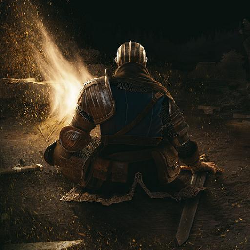 Guide Dark Souls poster