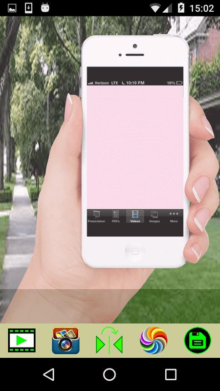 Mobile Phone Selfie Montage APK Download