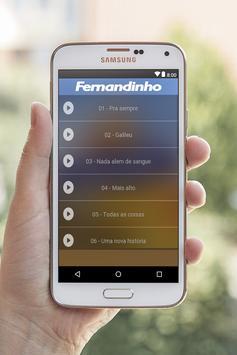Fernandinho mp3 screenshot 1