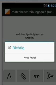 Clue symbol quiz (Demo) screenshot 1