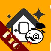 aqHolder行動房務 icon