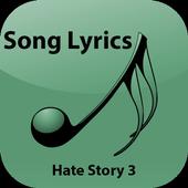 Hindi Lyrics of Hate Story 3 icon