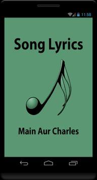 Lyrics of Main Aur Charles poster