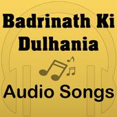 Songs of Badrinath Ki Dulhania icon
