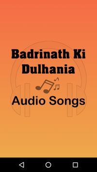 Songs of Badrinath Ki Dulhania poster