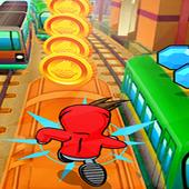 Subway Soni Rubber Run icon