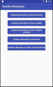 Sonidos binaurales PRO poster