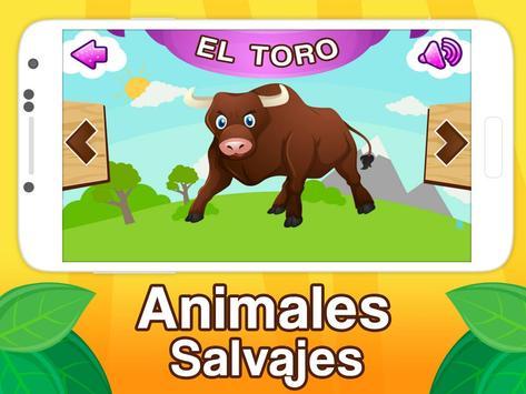 Sonidos de animales screenshot 1